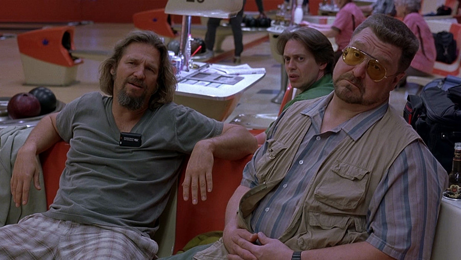 Bolshoi Lebovski The Big Lebowski 1998