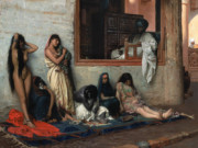 "Жан-Леон Жером (Jean-Leon Gerome) ""The Slave Market"""
