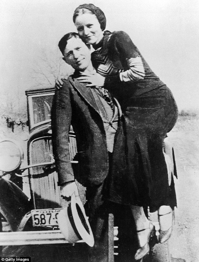 Bonnie and Clyde met when they were 19 and 20, respectively, in January 1930. They fell in love and soon became two of America