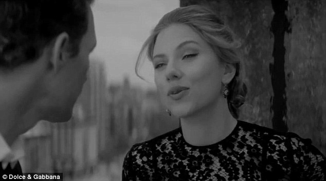 Short story: The black and white beautifully shot clip which is entitled