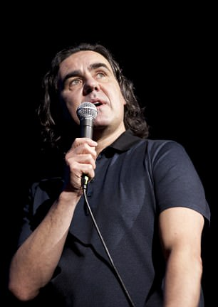Micky Flanagan amuses with his