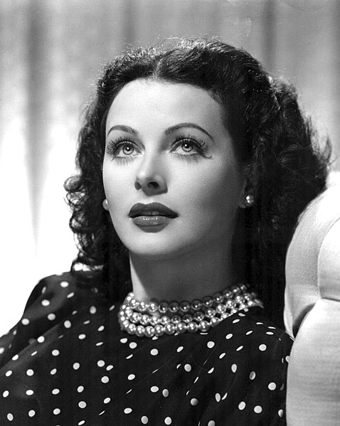 greatest engineers hedy lamarr