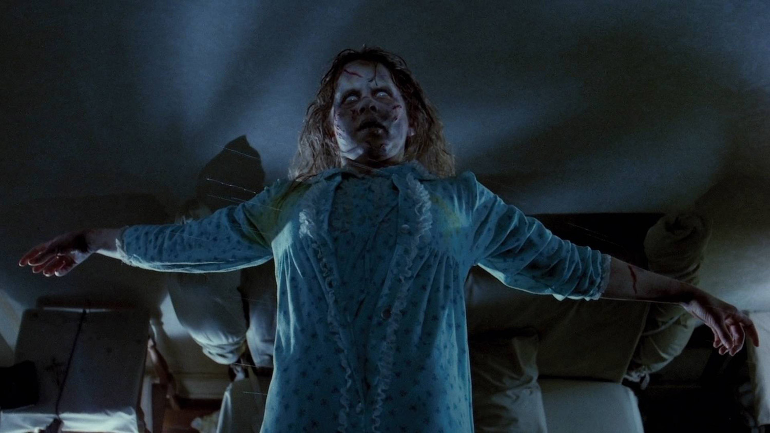 The Exorcist - levitation