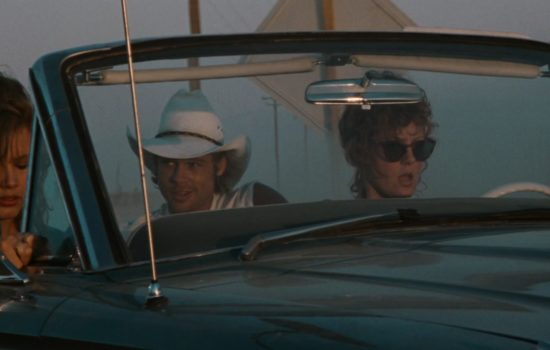 "HD Screen Captures from ""Thelma & Louise"""