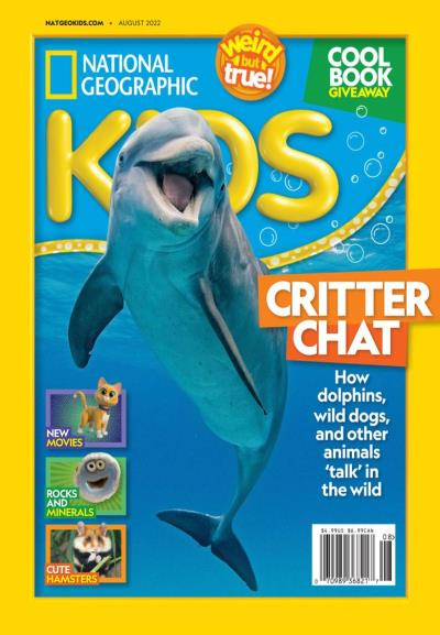 Subscribe to National Geographic Kids