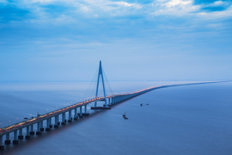 Hangzhou Bay bridge