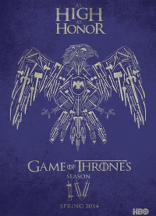 престолов 4 сезон смотреть